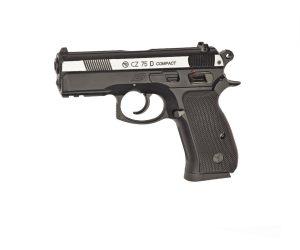 ASG CZ 75D Compact (Black)-export