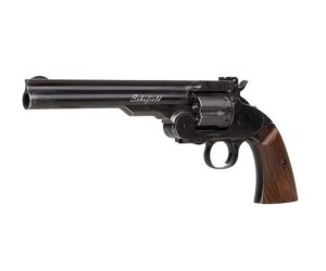 ASG Webley MKVI Service Revolver (Exhibition finish)-export