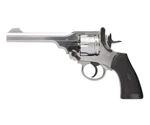 ASG Webley MKVI Service Revolver (Black finish)-export