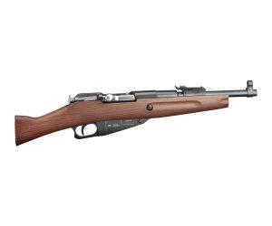 Gletcher M1891 Nagant-export