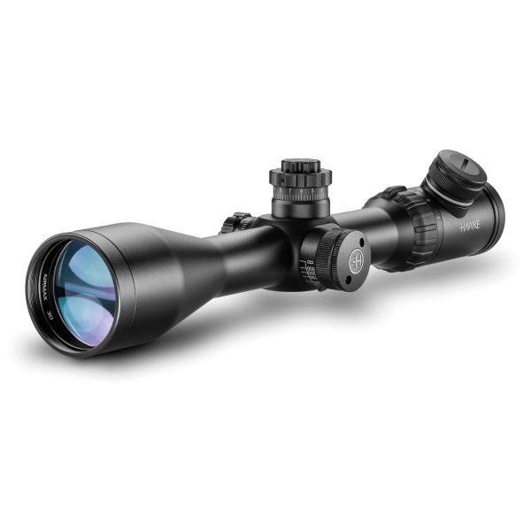 """Hawke """"Airmax"""" 30 Touch 3-12×32 Rifle Scope-export"""