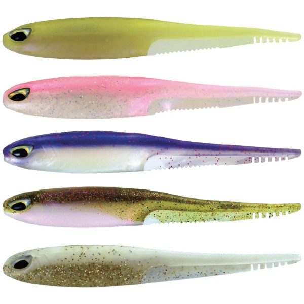 Chasebaits Curly Tail Lures