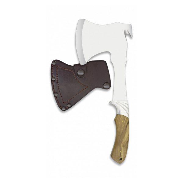 Wooden Handle Axe