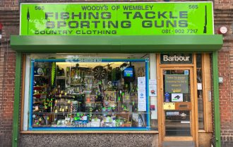 Woodys Shop Front